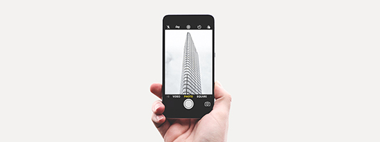training courses in professional smartphone photography for social media and business