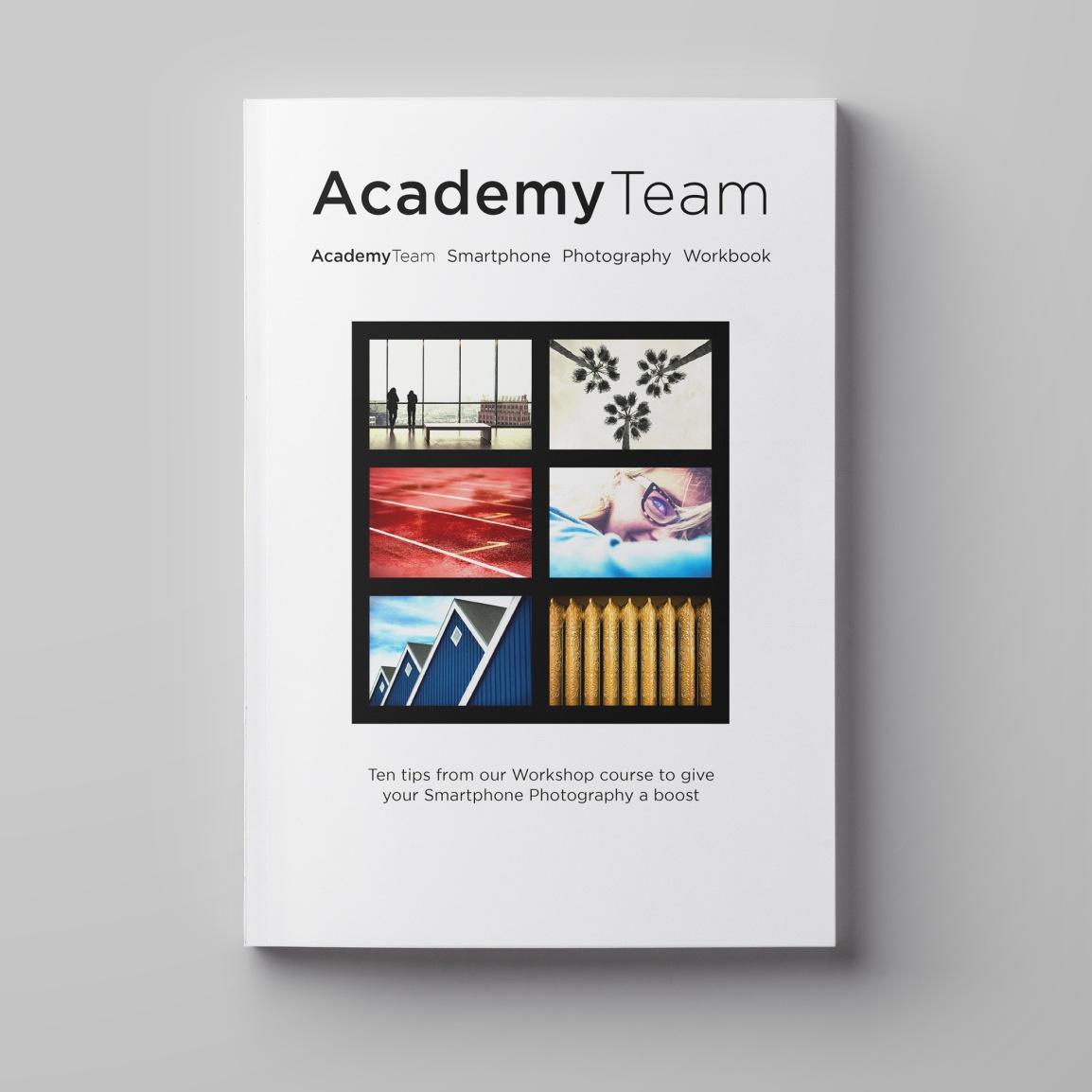 AcademyTeam Smartphone Photography Workshop Workbook