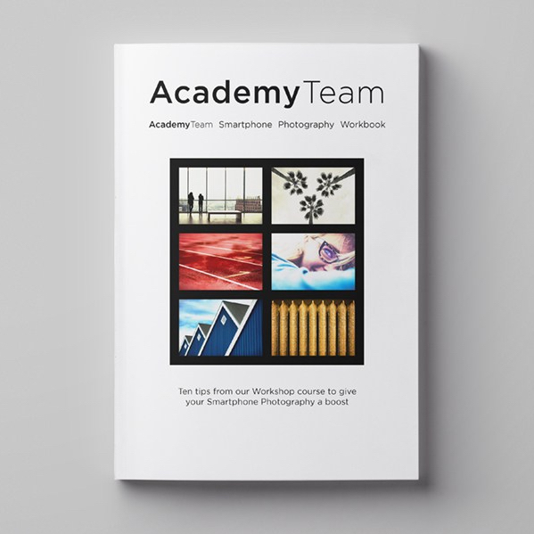 academyteam.co.uk smartphone photography workbook